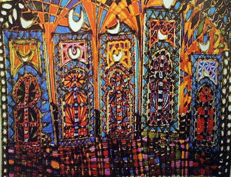 Resultado de imagen para Obras de Abdulmagid Abdulrhman